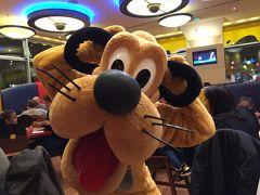 ロンドン・パリ・ディズニーの旅ふたたび6日目後編~大爆笑のカフェミッキーキャラクターダイニング