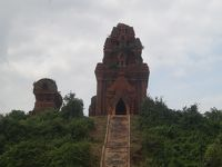 2020 ダナンからサイゴンへ 南部海岸5泊6日の旅②―クイニョンへ移動 郊外のチャンパ遺跡へ