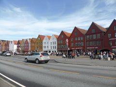 5歳娘を連れて夏休みスウェーデン・ノルウェー11日間9-ベルゲン二日目前半 ミイラとブリッゲン