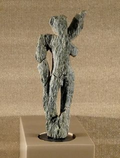 2019.10ハンガリー・ウイーン旅行21-ウィーン自然史博物館2 青銅器,鉄器時代,人類学,氷河期の宝