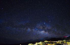 初めてのハワイ 2日目 日帰りマウイ島で満天の星空