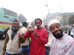 調子ずいて行っちゃった、チェンナイ経由スリランカ、バングラデシュ。3ダッカ