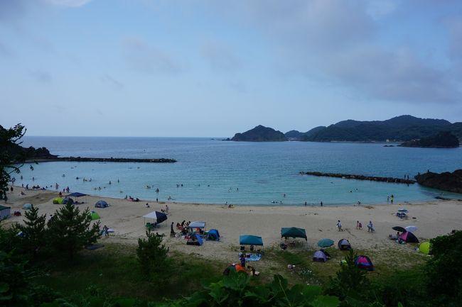 すっかり気に入った島根県の美保関をリピート。海が本当に美しい…