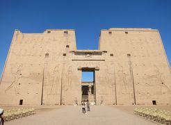 2019~2020年末年始・エジプト旅行⑤ルクソールからエドフ・オムコンボ経由アスワンへ。