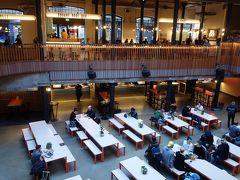 London(1.5) Seven Dials Market も現代的で開放感のあるところ。ブルックリンを思い出す。