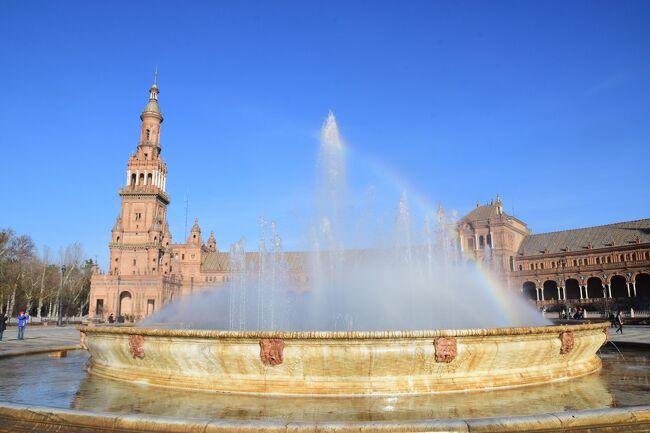 年末年始スペイン旅行に行ってきました。<br /><br />行程<br />セリビア→セリビア市内→ゴルドバ→マドリッド
