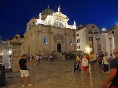 喜寿記念スロヴェニア・クロアチア12日間旅行記⑰夜のドブロヴニクの街歩き