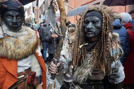 ラクダ!悪魔?サプライズいっぱい☆リボーヴィレで中世のマルシェ・ド・ノエル クリスマス市巡りの旅6