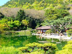 サンライズ瀬戸で、四国 高松・金刀比羅宮~松山・道後温泉を巡る旅 その1