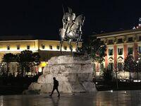 アルバニアの首都 ティラナ