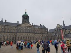 2018GWオランダ・ベルギー美術ざんまいの旅(7)アムステルダムの王宮