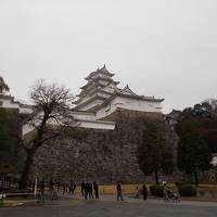 年末休城日の姫路城