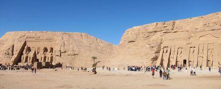2019~2020年末年始・エジプト旅行⑥アブシンベル神殿へ。
