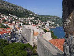 喜寿記念スロヴェニア・クロアチア12日間旅行記⑲ドブロヴニクのミニクルーズと城壁巡り