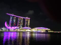 シンガポール発クァンタム・オブ・ザ・シーズ下船日とシンガポール