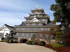 【岡山】 岡山城~岡山後楽園 その1は岡山城、撮影スポットが面白いかも!?