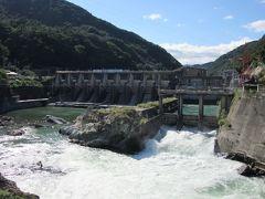 2019年9月17日:ダムカード収集-43 & 関東道の駅SR 番外編8 (その4) 信濃大町から野沢温泉まで道の駅やダムに再訪しながら移動