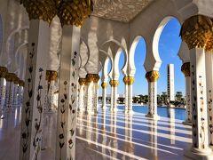 MSCベリッシマで航くアラビアクルーズ(1)-----UAEのアブダビ