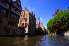 2018GWオランダ・ベルギー美術ざんまいの旅(18)ブルージュ・メムリンク美術館と運河巡り