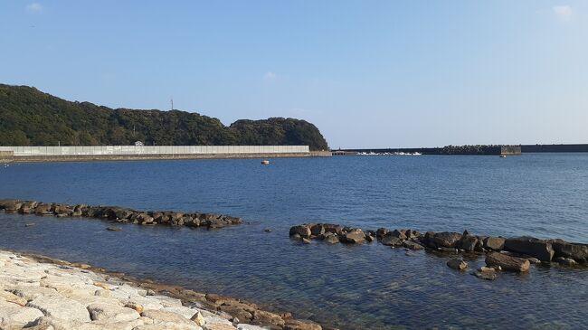ご覧戴きましてありがとうございます。<br /> 2020年2月8日から2020年2月11日までの4日間、「四国たびきっぷ」という割引切符を利用して徳島県・高知県の両県を中心に四国内を旅してきました。<br /> 6話完結での公開を予定しており、パート1からパート3まではそれぞれ以下のとおり紹介しました。<br /><br />◎パート1→1日目の行程の全て、具体的には①徳島までの移動の様子②途中で立ち寄った高松でランチを頂いた時の様子、③徳島市の南隣に位置する小松島市内を散策した時の様子等<br /><br />◎パート2→2日目の行程の全て、具体的には①徳島市内を流れる新町川という川沿いを散策した時の様子、②徳島県南部に位置する美馬市日和佐地区を散策した時の様子等<br /><br />◎パート3→3日目の行程のうち①香川県の高松から特急いしづちで愛媛県の四国中央市にあり川之江地区に向かった時の様子、②その四国中央市のうち川之江地区を散策した時の様子等<br /><br /> 今回のパート4では3日目の行程のうち残りの様子、具体的には①特急「南風」と特急「あしずり」を利用して丸亀から土佐上川口まで移動した時の様子、②上川口港鯨公園ならびに上川口港を散策した時の様子等をご覧戴きます。