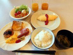05.沼津で過ごす週末 沼津リバーサイドホテル ダイニングレストラン ケヤキの朝食