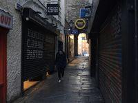 """ロンドン・ナイロビ出張(その32) おまけのダブリン、""""Old Library & Book of Kells""""まで、朝の街歩き!"""