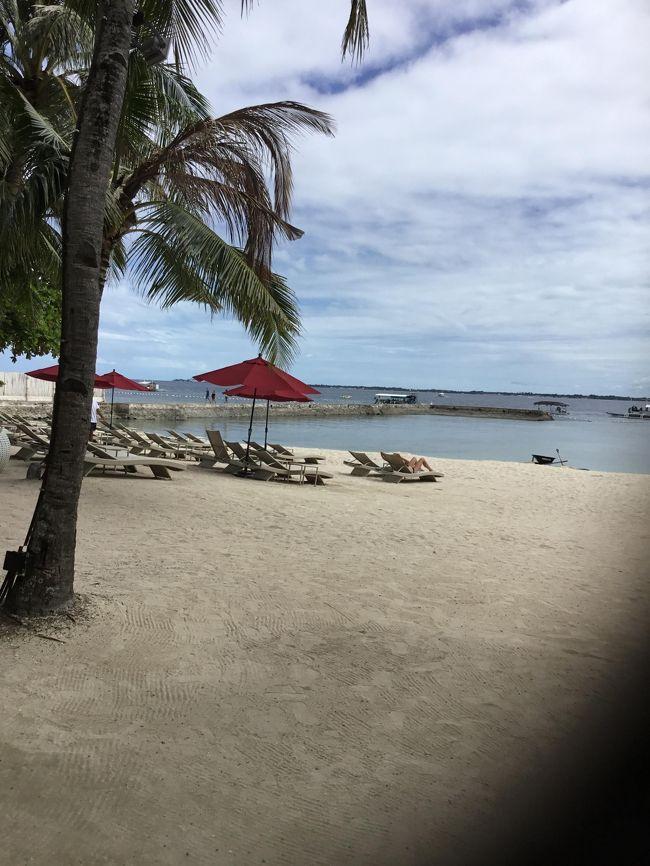 セブ島英語留学の最終日はリゾートでゆっくりしました。