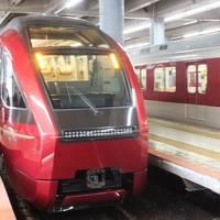 新型名阪特急「ひのとり」試乗と明智光秀ゆかりの岐阜2日間