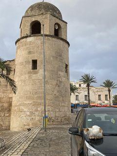 チュニジア観光二日目は、世界遺産スース旧市街・グランドモスク・メディナ最古の建物リバト