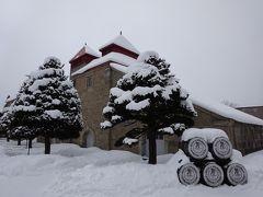 極寒のニッカウヰスキー余市蒸溜所とさっぽろ雪まつり2020