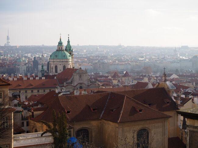 コロナ禍の直前に行ったプラハとヘルシンキ。<br />今思えば、夢のような日々。<br />いつかまたきっと訪れられることを願って、旅の記憶を綴る。<br /><br />プラハ最終日。プラハ城とホテルでのディナーイベント。<br />体調不良で完全に満喫できたとは言えないが、思い出に残る良い一日だった。