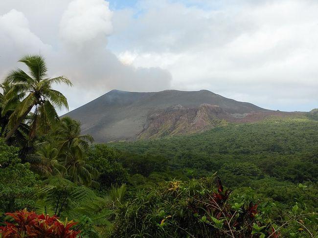 南太平洋2019-2020年末年始旅行記 【4】タンナ島1(ヤスール火山1)