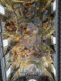 暮らすようにローマ教会巡り(2)ナヴォーナ広場周辺の教会