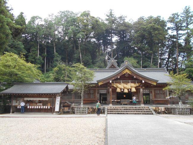 意宇六社の最後熊野大社と玉作湯神社をお参りします。<br /><br />この旅行記で参照、引用した資料は、<br />「諸国神社参り山陰山陽1ー長門国」に列挙してあります。<br />https://4travel.jp/travelogue/11567638