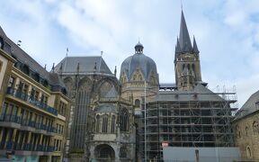 2012夏ベルギーとドイツの旅06:アーヘン