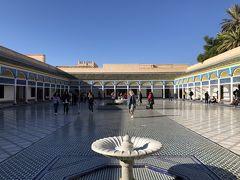2019・秋のモロッコ旅行 その6-1、マラケシュの午前