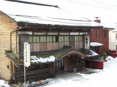 陸奥・八戸 雪の街並み散策は旧歓楽街の小中野から陸奥湊・市場街をぶらぶら歩き旅ー2