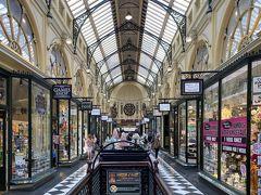 2019-2020 メルボルン周辺(17)メルボルン 市内の見どころ ショッピング&食事 その2