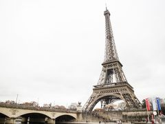 子連れパリ:Day5~パリで年越し~