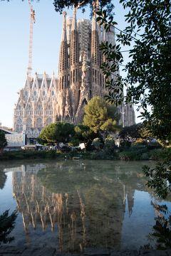 2019〜2020.1 リスボンで年越し、スペインでお正月   6. 愛される街 バルセロナ  歩く