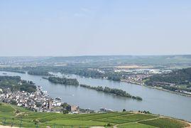 世界4周目 欧州編 夏旅は香港・ドーハ・スペイン・ドイツの旅 ⑧ドイツ(ライン川クルーズ)その1