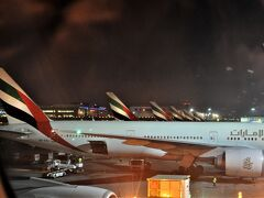 エミレーツ航空A380ビジネスクラスでドバイ・アブダビの旅(特典航空券利用)その2