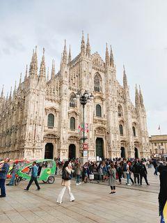 イタリア・ミラノ・ベネチア2019GW①