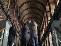 """ロンドン・ナイロビ出張(その33) おまけのダブリン、""""Old Library"""" !"""