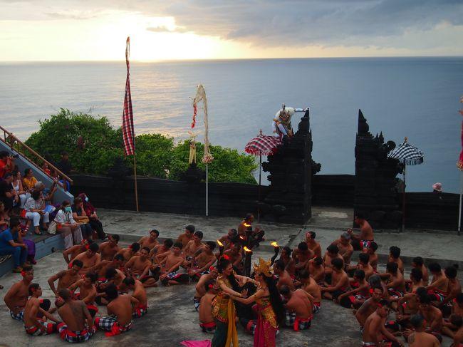 人生初の南半球 バリ島へ 三日目