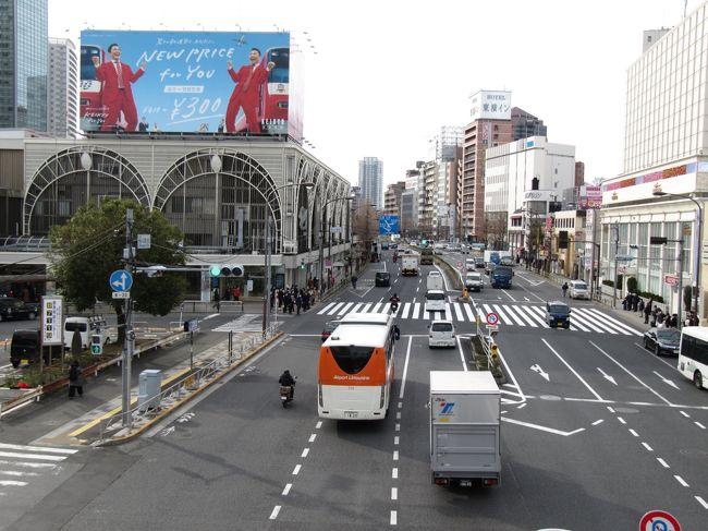 2020年2月15日(土)、いよいよ、JR東日本の「高輪ゲートウェイ駅」開業の3月14日まで一か月を切りました。すでに、JR山手線と京浜東北線は開業に備え昨年11月より新しい線路に変更済です。今はただ通過するだけですが、これもあと一か月の限定期間なので記憶に留めておこうと思いました。