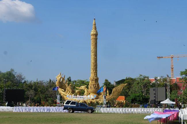 11月中旬、夫のベトナム出張に便乗して(夫の航空券代が浮くという算段)、バンコクを起点終点にカンボジア(プノンペン、バッタバン、シェムリアップ)、ラオス南部を2週間ちょっとかけて旅してきました。この旅の終了後はすぐに在住国フランスには戻らず、バンコク発券のANA羽田便でひとり日本里帰りを追加。合計約1か月の旅となりました。<br /><br />今回は、11年前(2008年2月)のカンボジア(シェムリアップ)、7年前(2012年5月)のラオスを含む東南アジア周遊の旅からのリベンジ旅行!当時の政治的情勢、あるいは私の体調具合等の理由によって行くことができず、ずっと心残りとなっていた場所を中心に周ってきました。<br /><br />ベトナム(ホーチミン)を起点終点にしなかった理由は、行きたかった中部地方が台風時期であったことと、ベトナムは大使館等でのビザ申請なしで再入国する場合には前回の入国から1か月待たないとならなかったから。というわけで、夫のベトナム出張終了翌日、カンボジアはプノンペンの空港で夫と合流しました。<br /><br />全日程<br />11月17日 パリ発ーバンコク着(+1日) バンコク乗り継ぎのみ <br />11月18日 バンコク発ープノンペン着 プノンペン2泊 <br />11月20日 プノンペン発ーシェムリアップ着 (+1日 / 夜行バスで1泊) シェムリアップ2泊 <br />11月23日 シェムリアップ発ーバッタンボン着 バッタンボン1泊<br />11月24日   バッタンボン発ーシェムリアップ着 シェムリアップ3泊<br />11月27日 シェムリアップ発ーパクセー着 パクセー1泊<br />11月28日 パクセー発ーコーン島着 コーン島2泊<br />11月30日 コーン島発ーチャンパサック着 チャンパサック1泊<br />12月1日 チャンパサック発ーパクセー着 パクセー1泊<br />12月2日 パクセー発ーウボンラーチャターニ(タイ)着       ←今ここ<br />12月2日 ウボンラーチャターニ(タイ)発ーバンコク着 バンコク2泊 ←とここ<br />12月4日 バンコク発ー羽田着 日本8泊<br />12月14日 羽田発ーバンコク着 バンコク乗り継ぎのみ ←とここ<br />12月14日 バンコク発ーパリ着<br /><br />通貨<br />タイ30バーツ=約100円