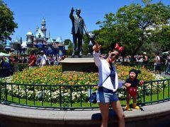1歳子連れロサンゼルス・ディズニー旅行