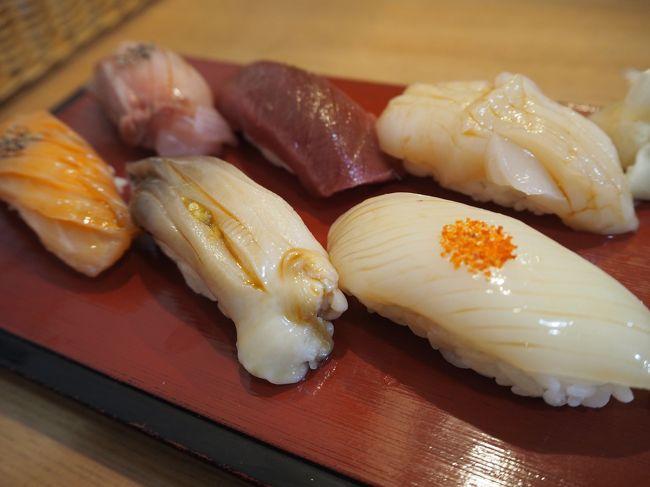 「スシローも旨いけど、本格的な握りの寿司も食べたいよね」<br />「じゃ、小樽でも行ってみる?雪まつり終了直後なら千歳便も空いてるんじゃね?」<br />「日帰り行ってみっか、帰りに札幌にも寄ってみよう!」<br /><br />ということで、急遽決めた弾丸小樽。<br />札幌には寄れませんでしたが、十分に楽しめました。<br /><br /><br />ホッピーパパ記<br /><br /><br />