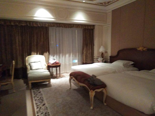 2019年4月 北京3泊4日 女一人旅<br />所用で北京に行ったついでに3泊、中国人の知り合いに取って貰った五つ星ホテルに泊まって、主な観光地を巡りました。
